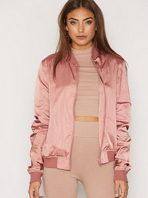 NLY Trend Easy Bomber Jacket Rose
