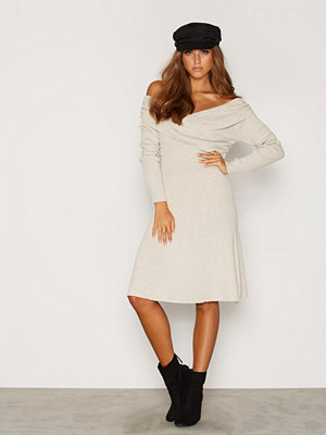 Glamorous Criss Cross LS Dress