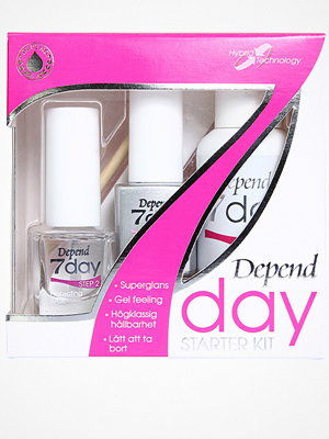 Depend 7day Starter Kit Transparent
