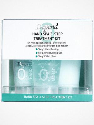 Depend Hand Spa 3-Step Treatment Kit Vit