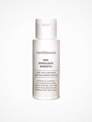Ansikte - bareMinerals Mix-Exfoliate-Smooth Add-to-Cleanser Polishing Grains Vit