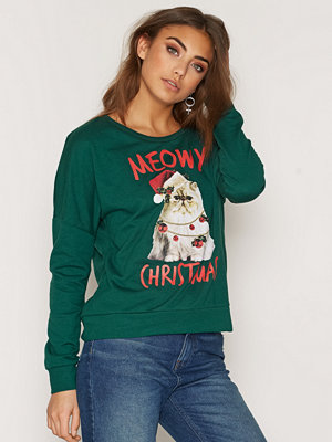 Only onlMERRY L/S ONECK SWT