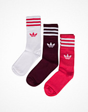 Strumpor - Adidas Originals Crew sock 3-pack