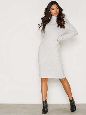 NLY Trend Wide Cozy Rib Dress