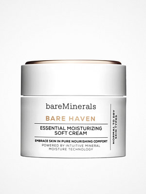 Ansikte - bareMinerals Bare Haven Essential Moisturizing Soft Cream Vit