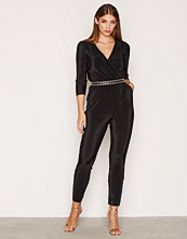 Only onlEDDA 3/4 JUMPSUIT WVN