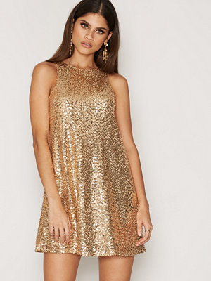 NLY Trend Champagne Dress