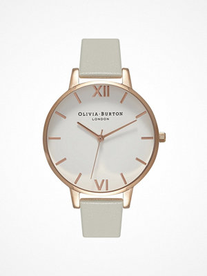 Olivia Burton White Dial Big Dial