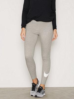 Leggings & tights - Nike Club Legging Mörk Grå