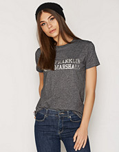 Franklin & Marshall Jers R/Neck T-shirt