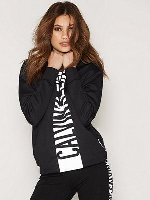 Calvin Klein Jeans Popover Hoody WW Black