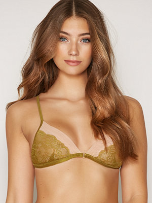 BH - Topshop Lace and Mesh Triangle Bra