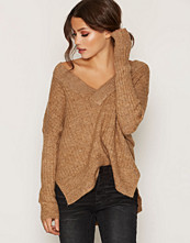 Only onlTRUST L/S DEEP V-NECK PULLOVER K