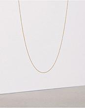 Blue Billie halsband Criss Cross Chain 60cm Guld