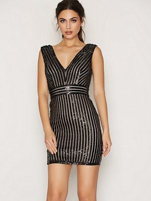 TFNC Olivia Body Dress Black