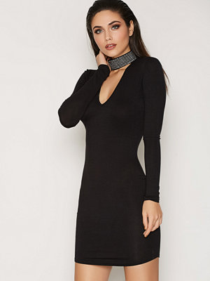NLY Trend Diamond Choker Dress