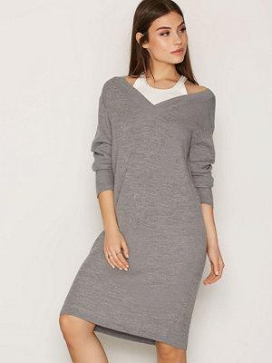 T By Alexander Wang Merino Pullover Dress
