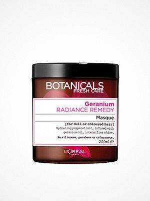 Hårprodukter - L'Oréal Paris Botanicals Radiance Remedy Hair Mask 200 ml Transparent