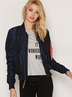 Alpha Industries Ma-1 VF 59 Iridium Wmn