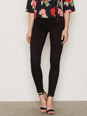 Topshop Jamie Jeans Black