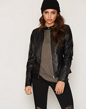 Vila VIAYA FAUX LEATHER JACKET-NOOS