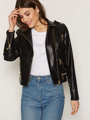 NLY Trend All Day Long Biker Jacket