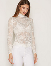 Vila VILORAS L/S LACE TOP-NOOS