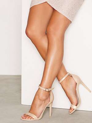 NLY Shoes High Heel Sandal Beige