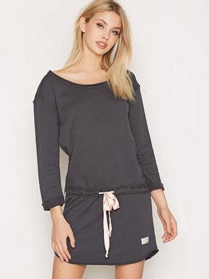 Odd Molly Mind Rinse Long Sweater Asphalt