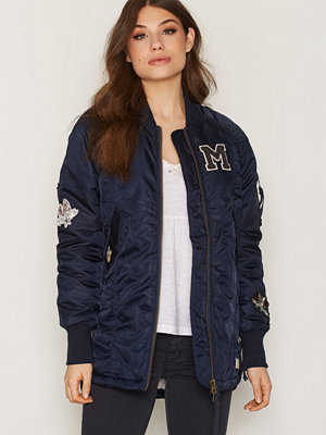 Odd Molly In To The Wild Jacket French Navy