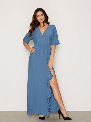 Dagmar Valerie Dress Blue