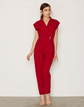Jumpsuits & playsuits - Closet Cross Over Collare Jumpsuit