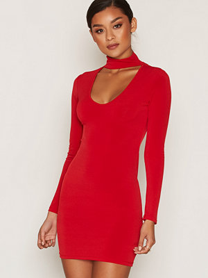 Motel Nymphea Dress Red