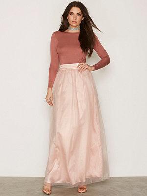 Chi Chi London Daisy Shirt Pink