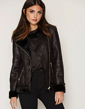 Glamorous Faux Leather Jacket