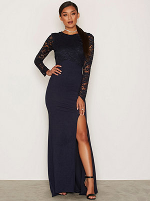 TFNC Seraphina Maxi Dress Navy