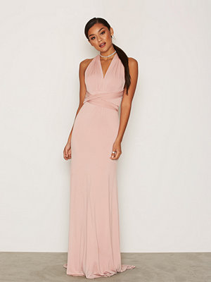 TFNC Multiway Maxi Dress Mauve