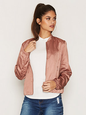Elvine Milla Shiny Twill Jacket Burlwood
