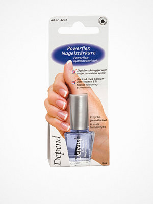 Depend Powerflex Nail Strengthener 8ml Transparent