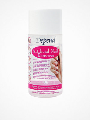 Depend Artificial Nail Remover 85 ml Transparent