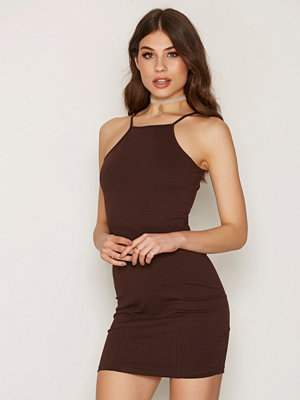 NLY Trend High neckline dress