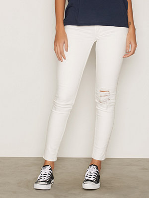 Jeans - Cheap Monday Mid Spray Trashed Bright
