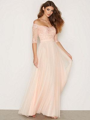 Festklänningar - Forever Unique Jessie Dress Pink