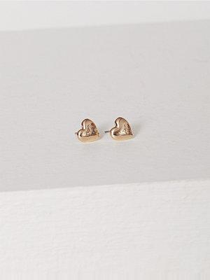 Smycken - SNÖ of Sweden Small Heart Earrings