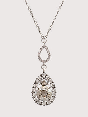 Lily and Rose halsband Isabel Necklace Crystal