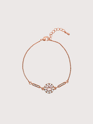 Lily and Rose armband Miss Sofia Bracelet silk Rosé