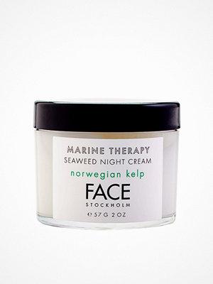Ansikte - Face Stockholm Marine Therapy Seaweed Night Cream Transparent