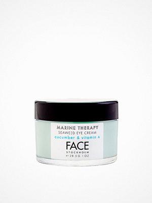 Ansikte - Face Stockholm Marine Therapy Seaweed Eye Cream Transparent