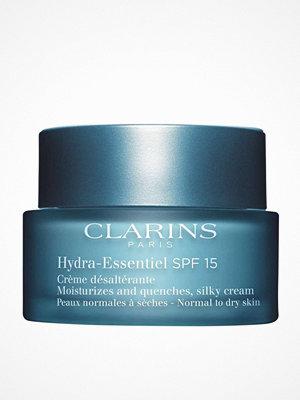 Ansikte - Clarins Hydra-Essentiel Creme Spf 15 50 ml Transparent