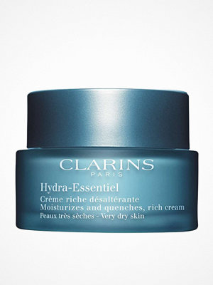 Ansikte - Clarins Hydra-Essentiel Cream Very Dry Skin 50 ml Transparent